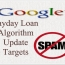 Google's New Payday Loans Algorithm Update Is Now Live And Running