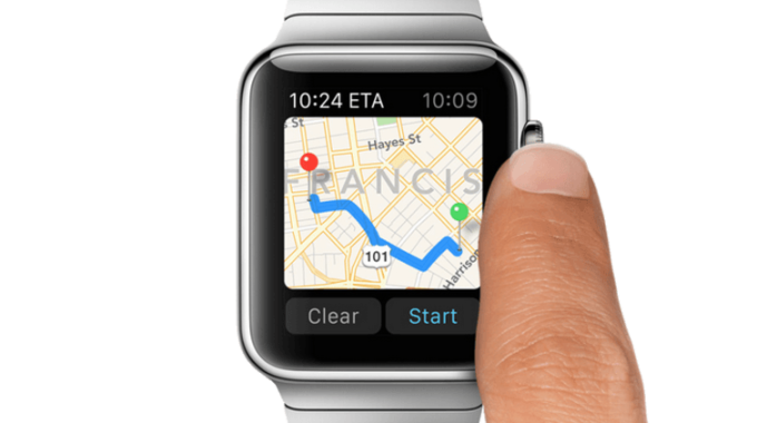 Will Localized Search Efforts Be Possible Via Apple Watch?